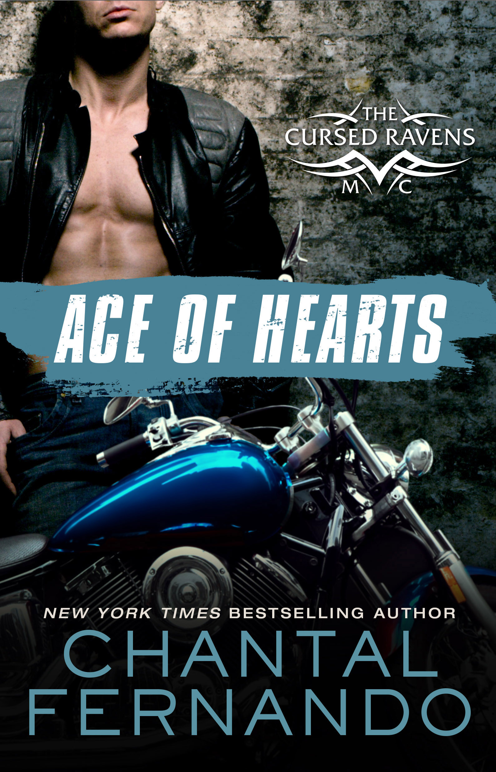 ACE OF HEARTS Cover – Chantal Fernando
