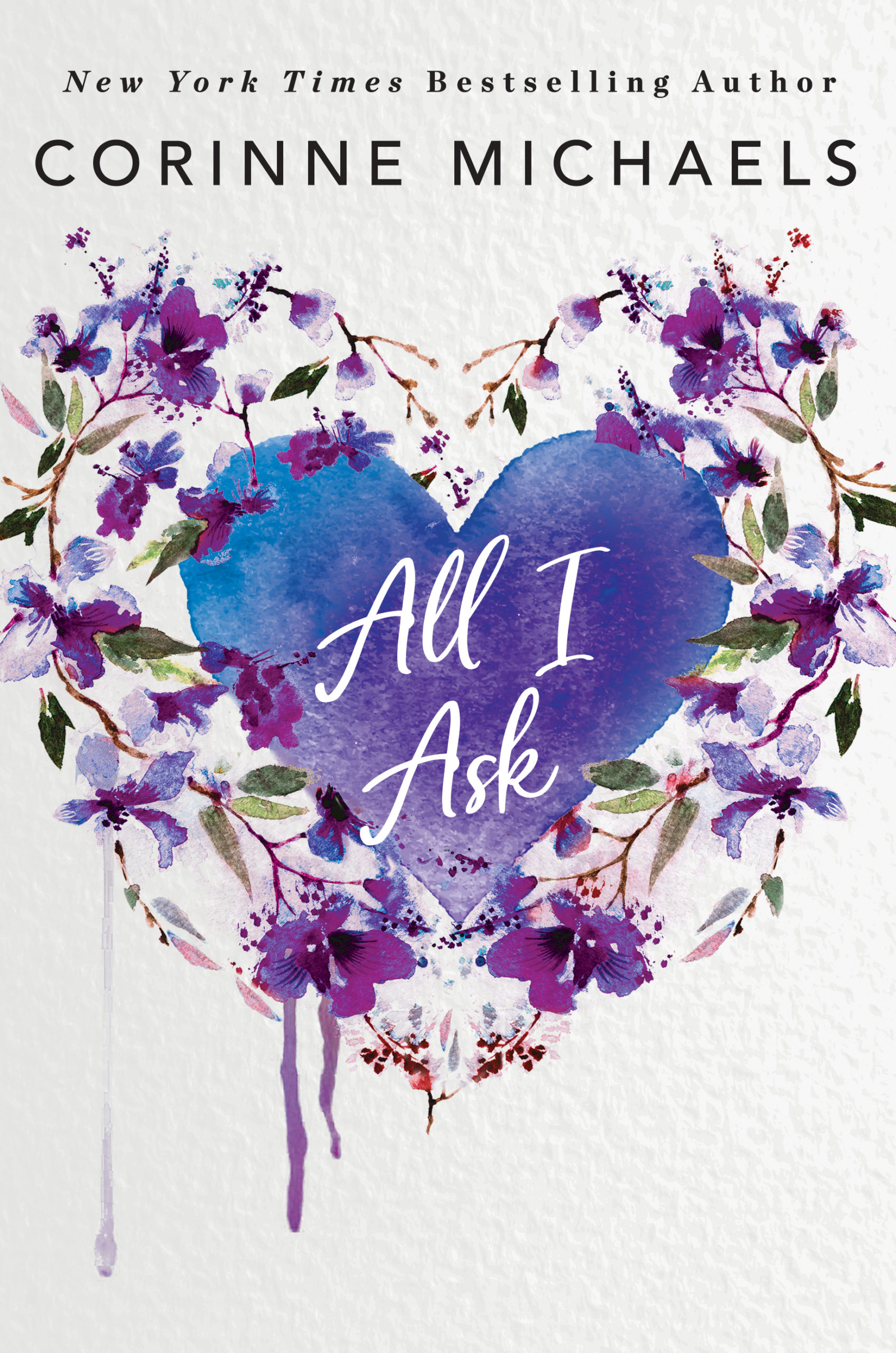 ALL I ASK Cover – Corinne Michaels