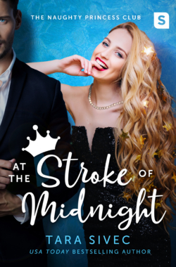 AT THE STROKE OF MIDNIGHT Cover – Tara Sivec