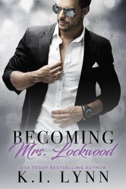 BECOMING MRS. LOCKWOOD Cover – K.I. Lynn