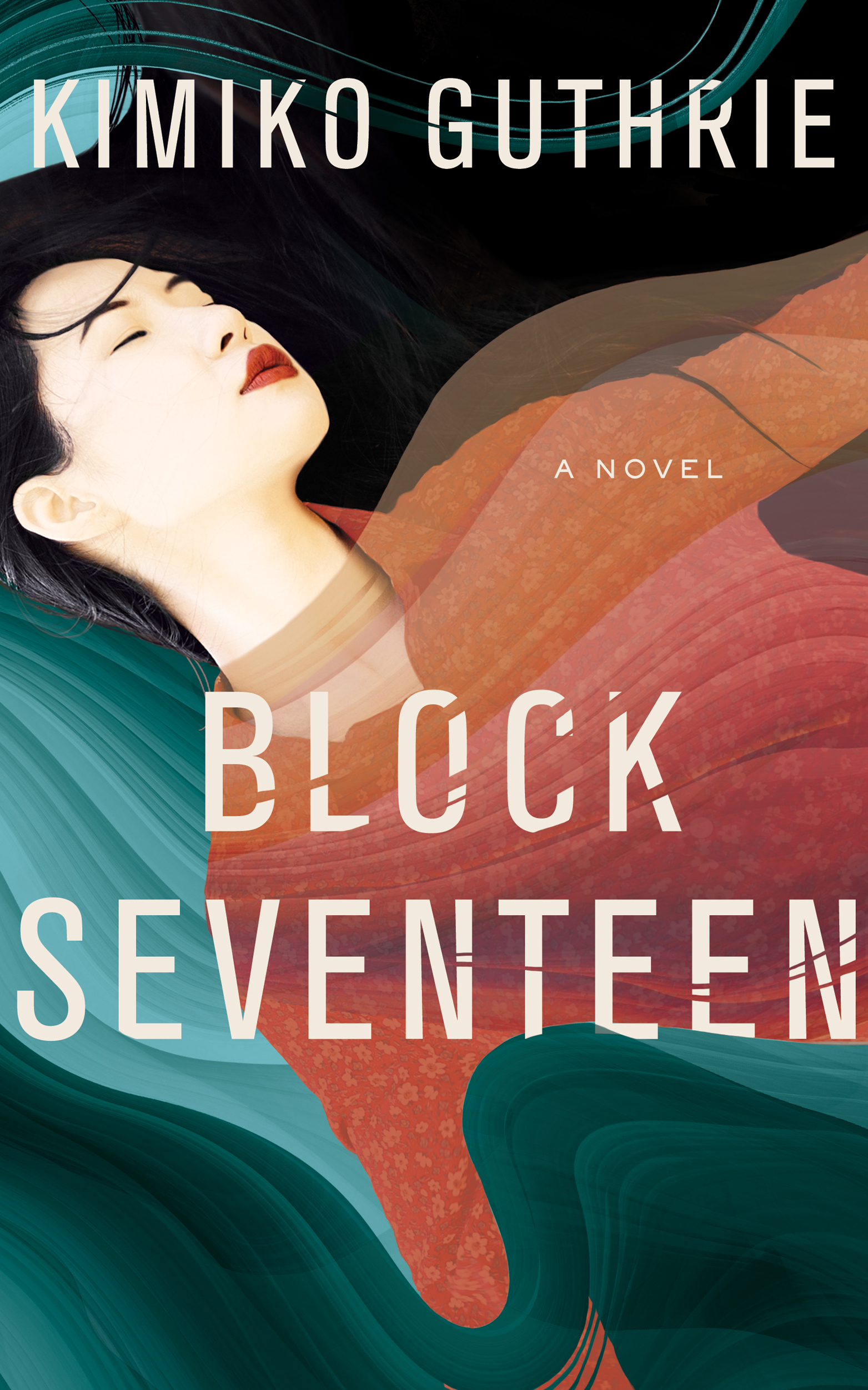 BLOCK SEVENTEEN Cover – Kimiko Guthrie