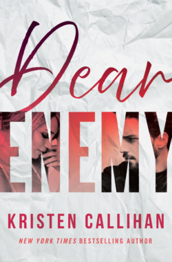 DEAR ENEMY Cover – Kristen Callihan