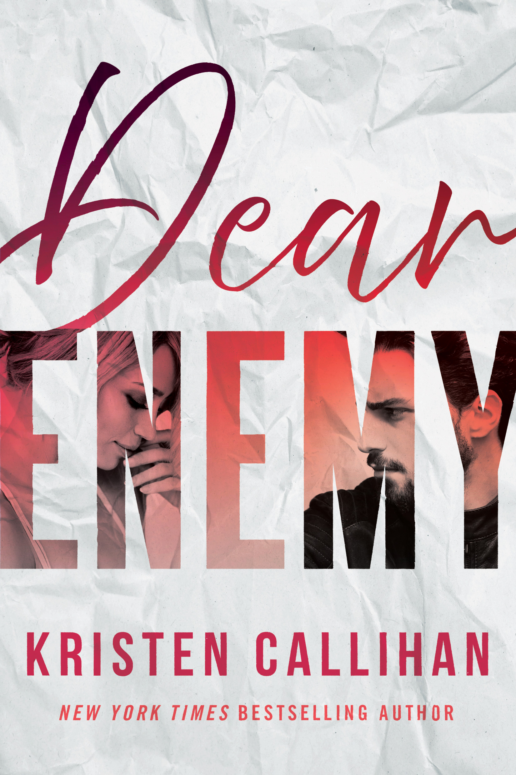 DEAR ENEMY Cover – Kristen Callihan