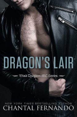 DRAGON'S LAIR Cover – Chantal Fernando