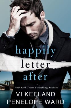 HAPPILY LETTER EVER Cover – Vi Keeland & Penelope Ward