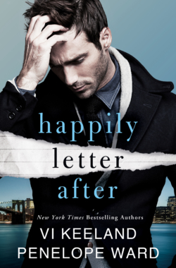 HAPPILY LETTER EVER Cover – Vi Keeland & Penelope Ward