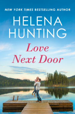 LOVE NEXT DOOR (Lakeside #1) Cover – Helena Hunting