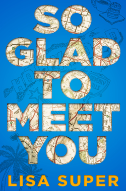 SO GLAD TO MEET YOU Cover – Lisa Super