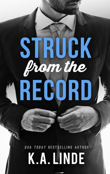 Struck from the Record by KA Linde