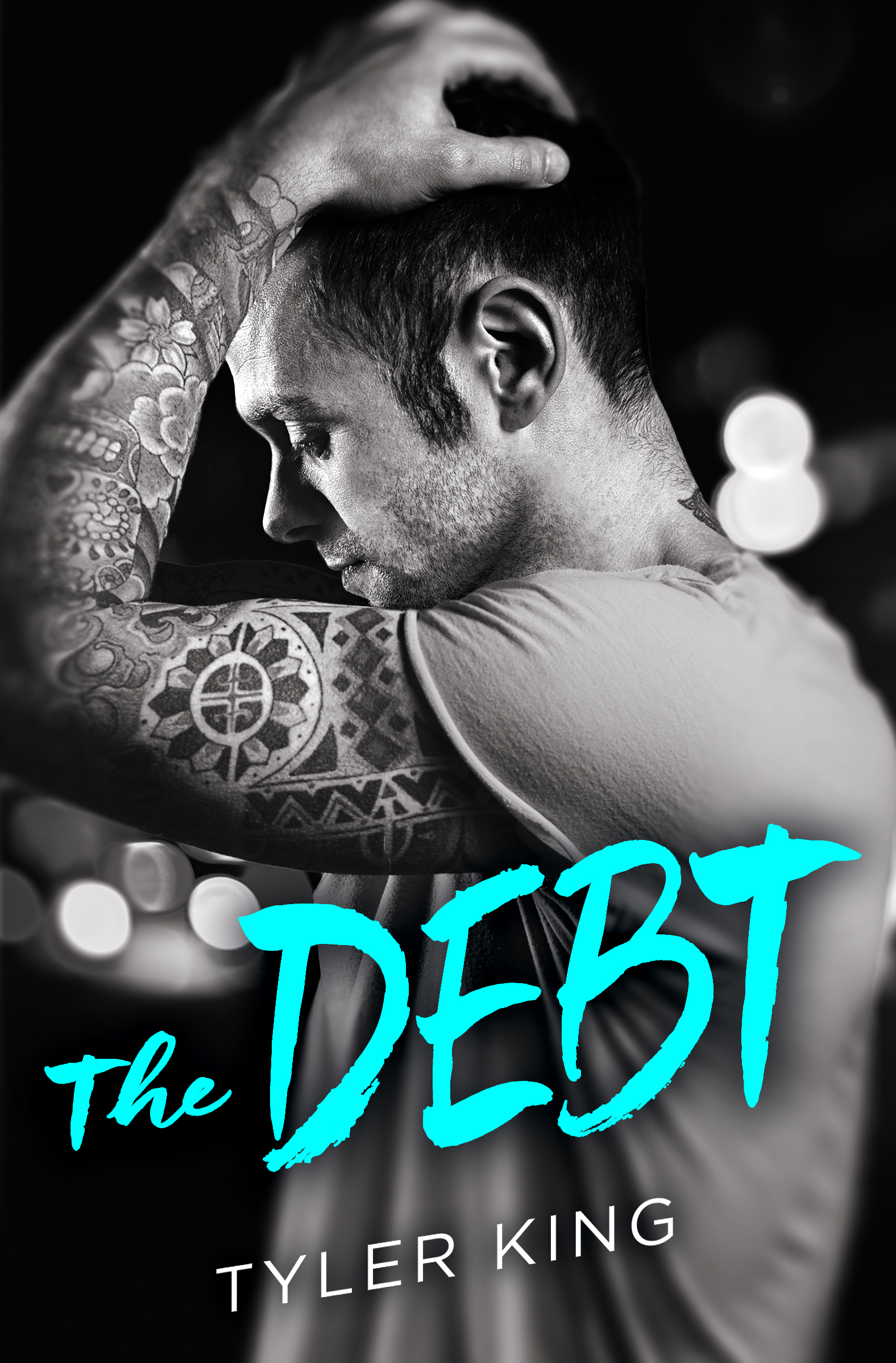THE DEBT Cover – Tyler King