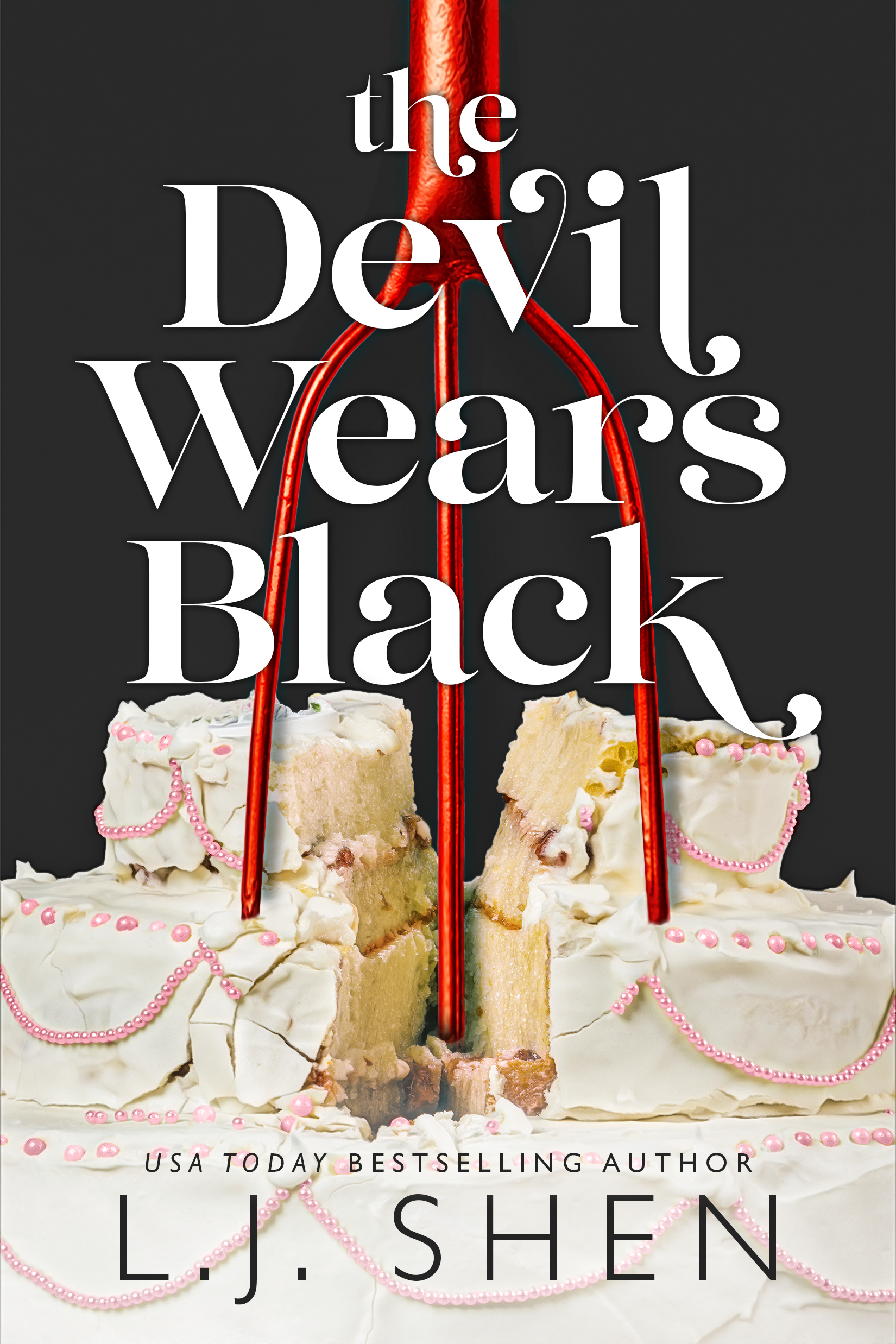 THE DEVIL WEARS BLACK Cover – L.J. Shen