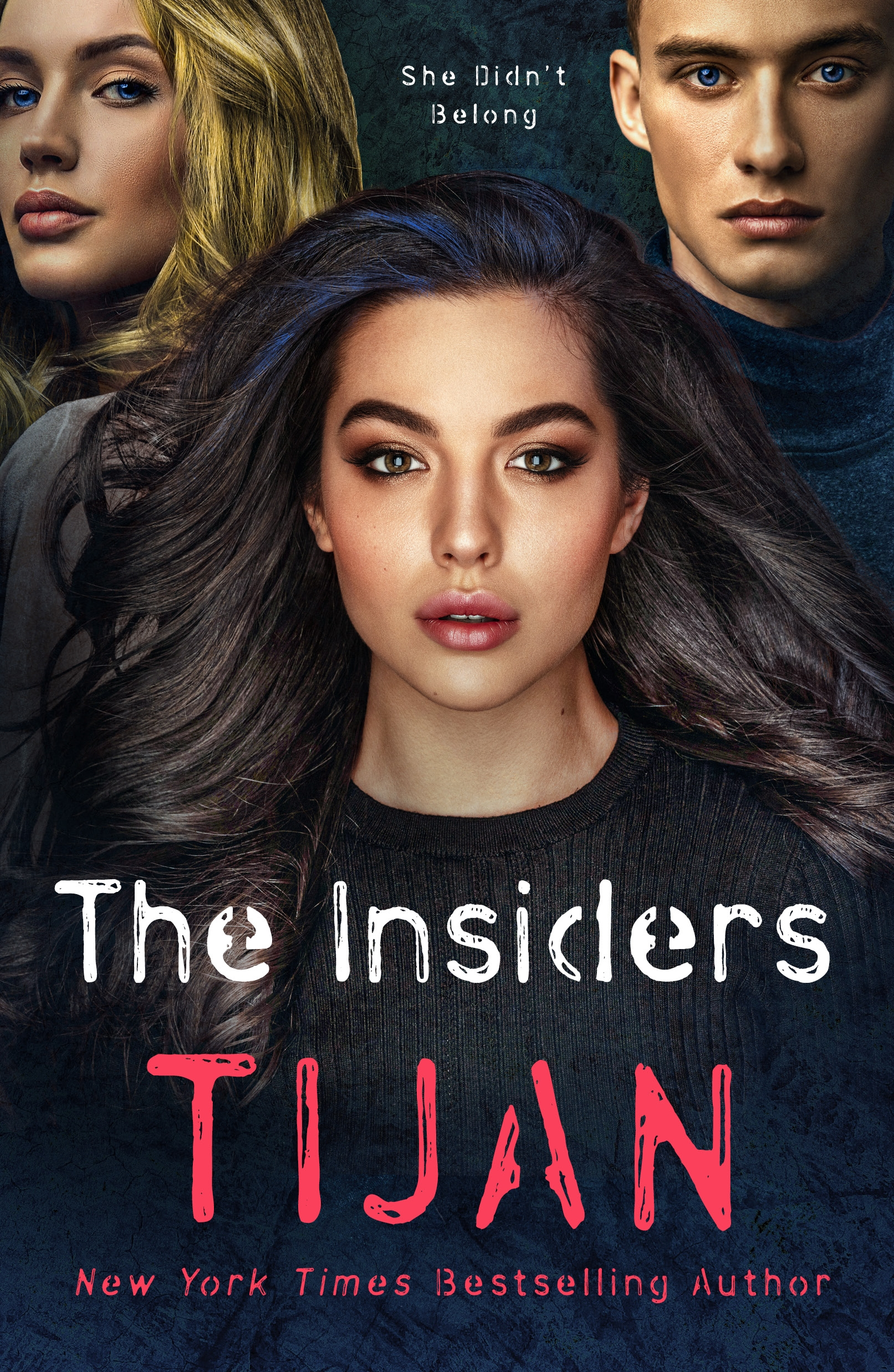 THE INSIDERS Cover – Tijan