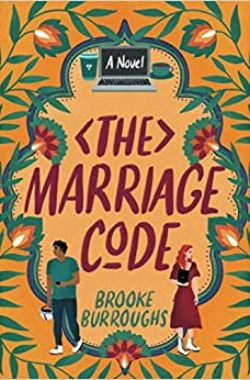 THE MARRIAGE CODE Cover – Brooke Burroughs