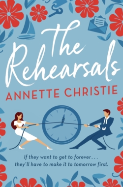 THE REHEARSALS Cover – Annette Christie