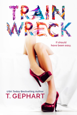 TRAINWRECK Cover – T Gephart
