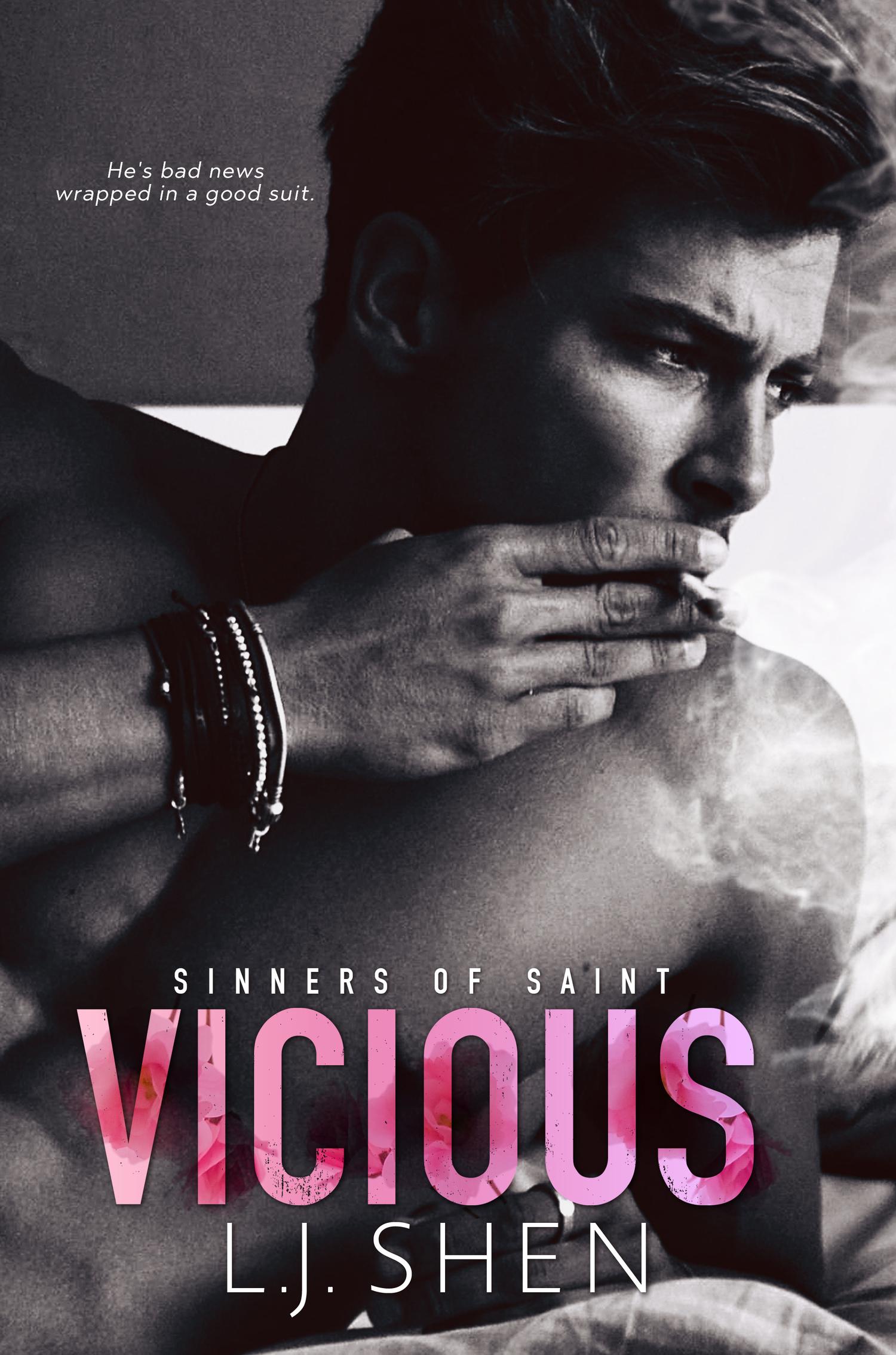 VICIOUS Cover – L.J. Shen