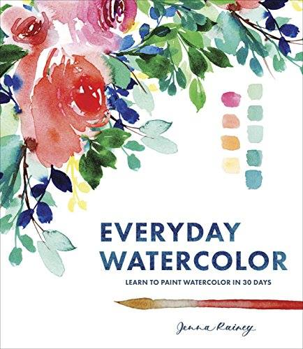 Everyday Watercolor cover